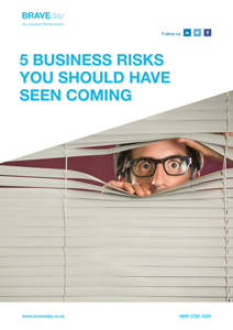 5 Unexpected Business Risks